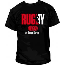 Camiseta Rugby Sanse XV Scrum