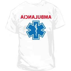 Camiseta Ambulancia