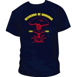 Camiseta Recuerdo de Mururoa