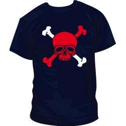 Camiseta Buceo Pirata