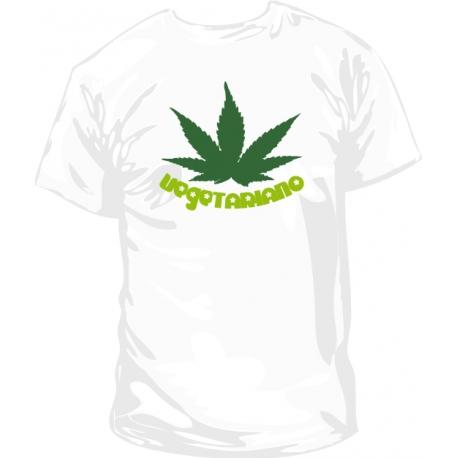 Camiseta Vegetariano