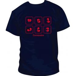 Camiseta Comasutra
