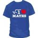 Camiseta I love mates