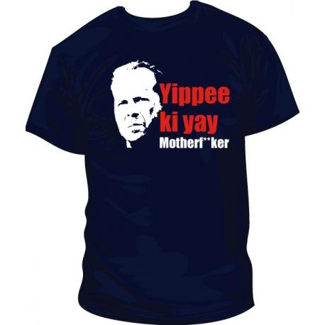 Camiseta Yippee Ki Ay