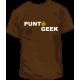 Camiseta Punto Geek