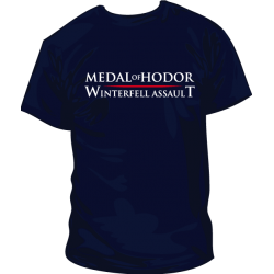 Camiseta Medal of Hodor