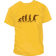 Camiseta Boxeo Evolution