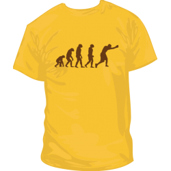 Camiseta Boxeo Evolution