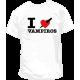 Camiseta I love Vampiros