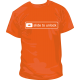 Camiseta Slide to Unlock