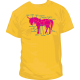 Camiseta Despiece Unicornio