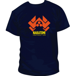 Camiseta Nakatomi Corporation