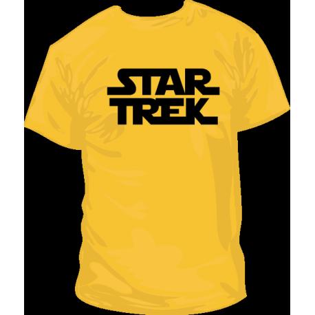 Camiseta StarTrekWars