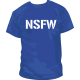 Camiseta NSFW