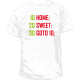 Camiseta Sweet Home