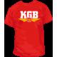 Camiseta KGB