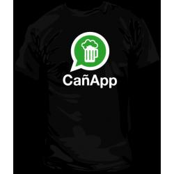 Camiseta CañApp
