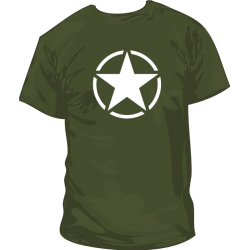 Camiseta US Army