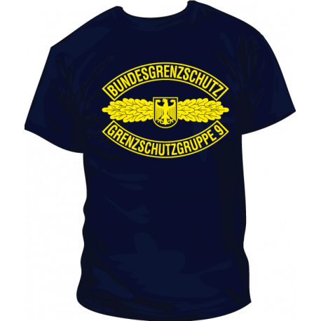 Camiseta GSG9