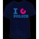 Camiseta I Donut Policia