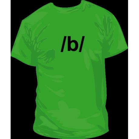 Camiseta /b