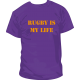 Camiseta Rugby is my Life