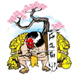 Mesa Chino Japones