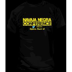 Camiseta Navaja Negra nn2ed