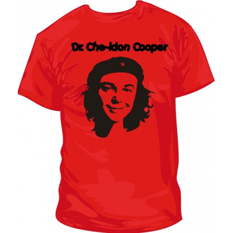 Dr. Che-ldon Cooper