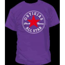 Camiseta Ostiejas