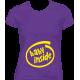 Camiseta Baby Inside