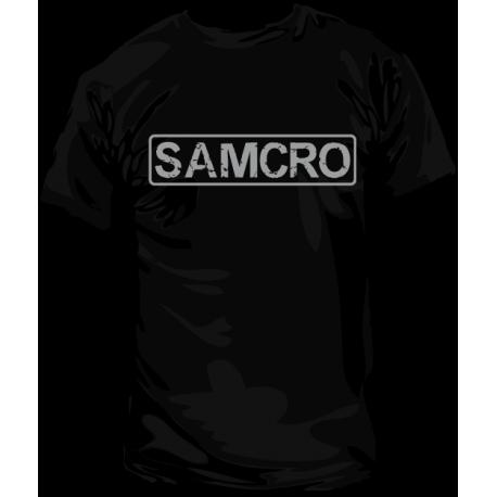 Camiseta SAMCRO