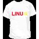 Camiseta Linux