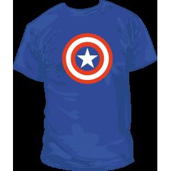 Camiseta Capitan America