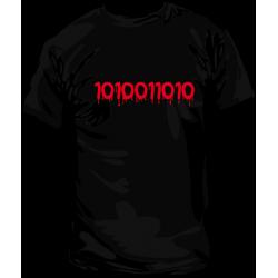 Camiseta 666 Binario