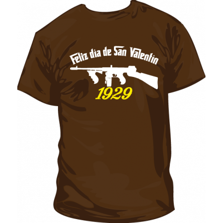 Camiseta San Valentin 1929
