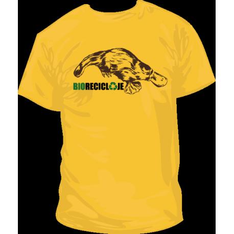 Camiseta Ornitorrinco