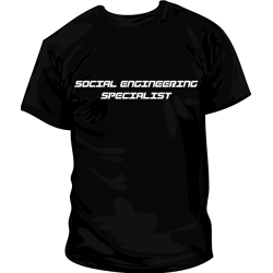 Camiseta Social Enginering