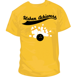 Camiseta Urban Achievers