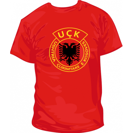 Camiseta UCK