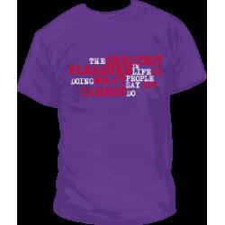 Camiseta el Placer de la Vida