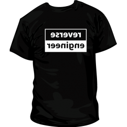 Camiseta Reverse Engineer