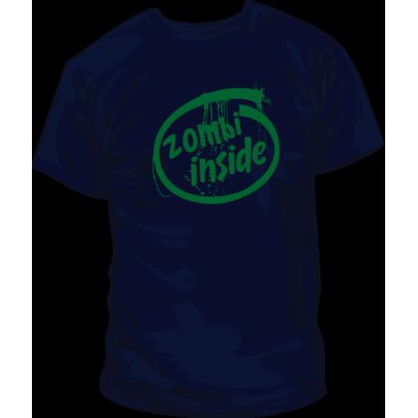 Camiseta Zombi Inside