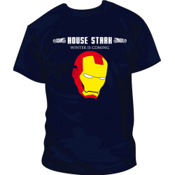 Camiseta Iron Man Stark