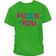 Camiseta Fuck You