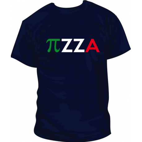 Camiseta PIzza