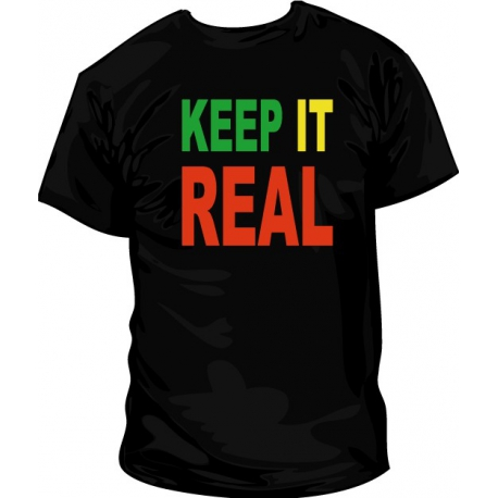 Camiseta Keep It real