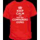 Camiseta Keep Calm... Que soy compañero