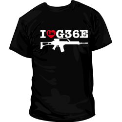 HK G36E