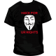 Camiseta H4ck For Your Rights